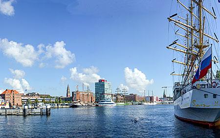 GWH, Strom, Natur Kiel